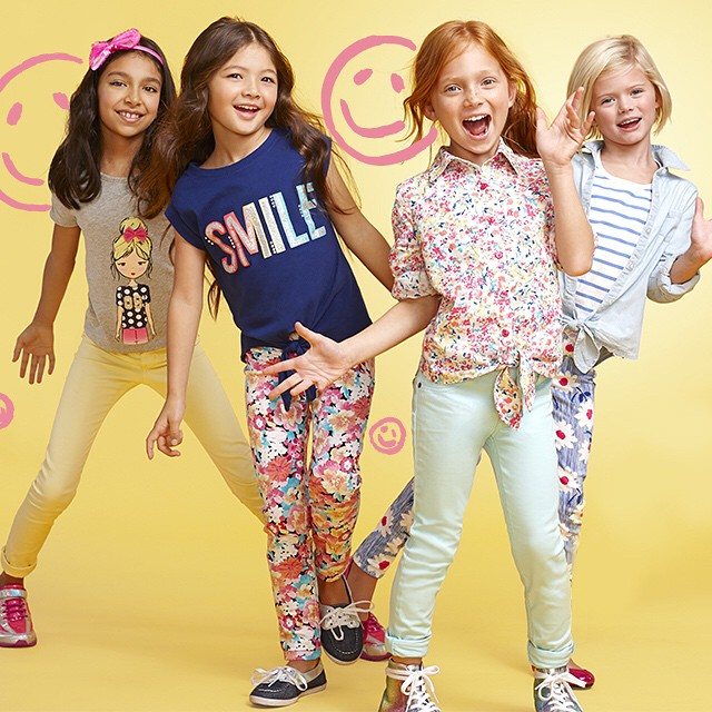 childrensPlace штаны
