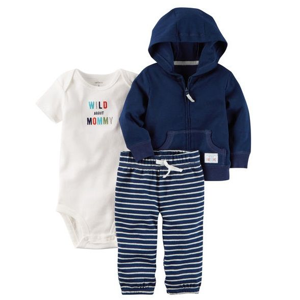 Carters Набор WILD about Mommy