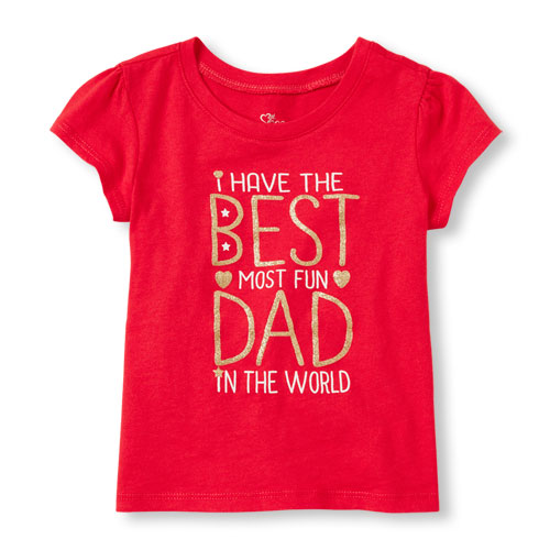 ChildrensPlace Футболка Best Dad