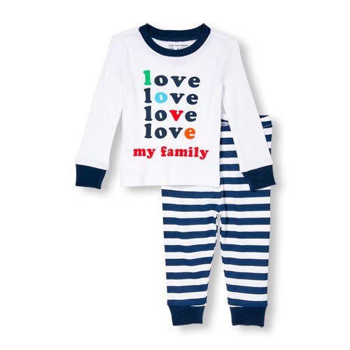 ChildrensPlace Пижама LOVE