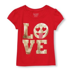 ChildrensPlace Футболка LOVE